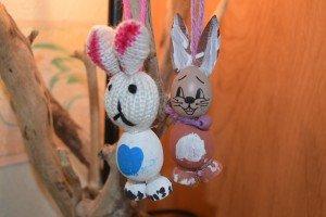 Les lapins de Céline